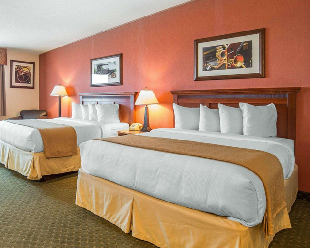 Quality Inn Winnemucca - Model T Casino, Humboldt