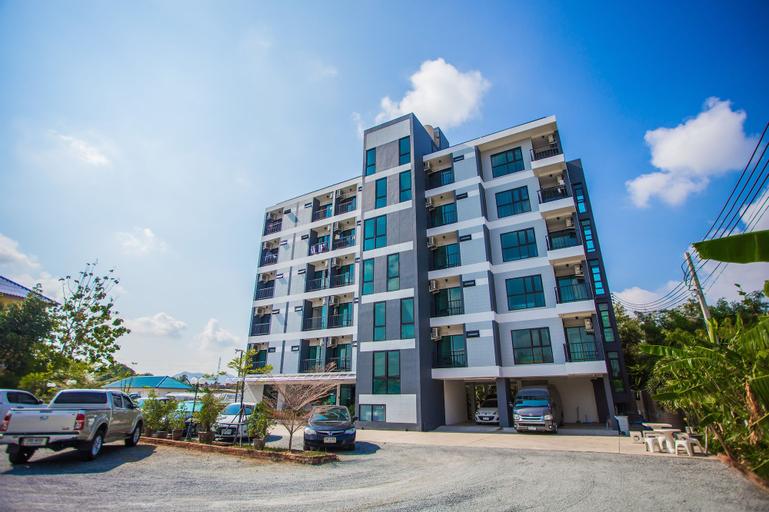 Promsook Apartment, Muang Chon Buri