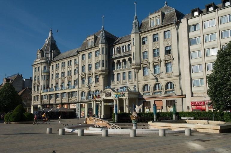 Hotel Aranybika, Debrecen