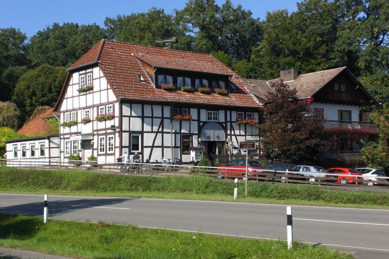 Hotel-Restaurant Fischanger, Lippe