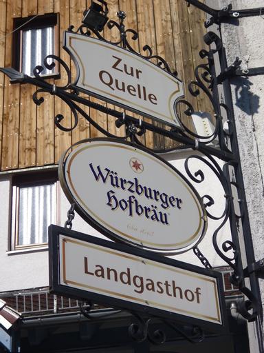 Landgasthof Zur Quelle, Main-Kinzig-Kreis