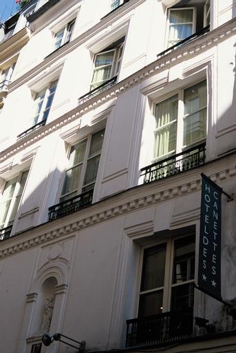 Hôtel des Canettes, Paris