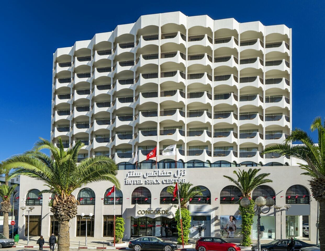 Concorde Hotel Sfax Centre, Sfax Médina