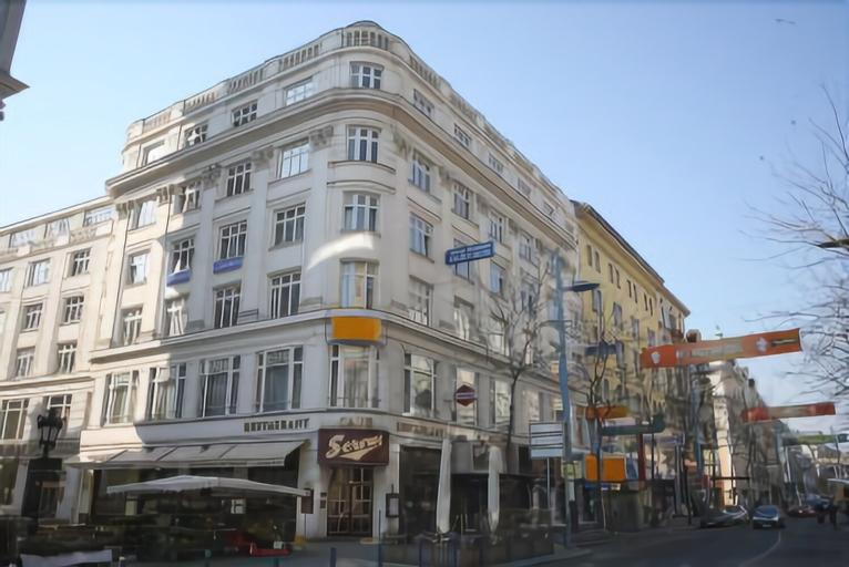 Hotel Corvinus, Wien