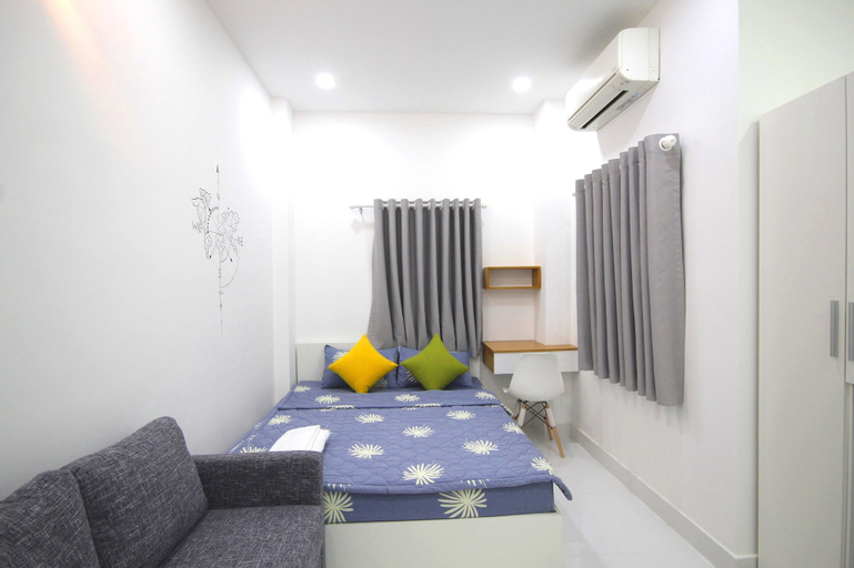 Smiley Apartment 9, Quận 1