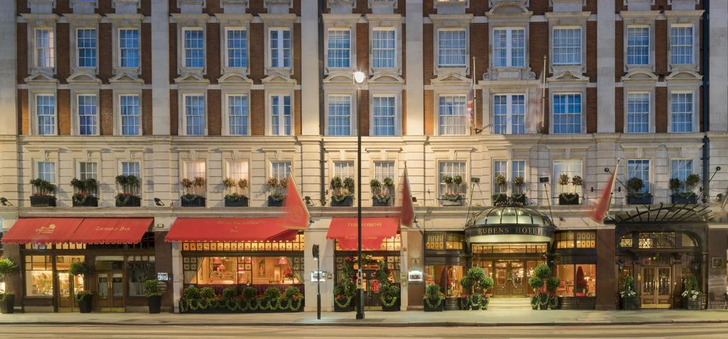 Rubens At The Palace Hotel, London
