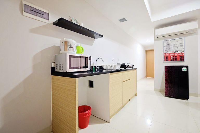 Modern Living at The Mansion Apartment near Kemayoran, North Jakarta