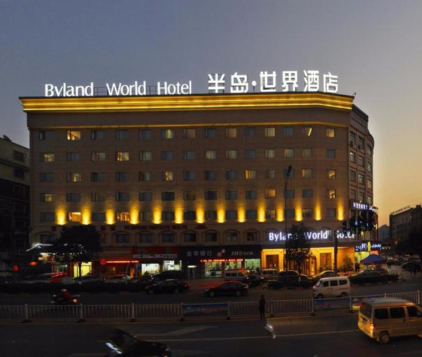 Byland World Hotel Yiwu, Jinhua