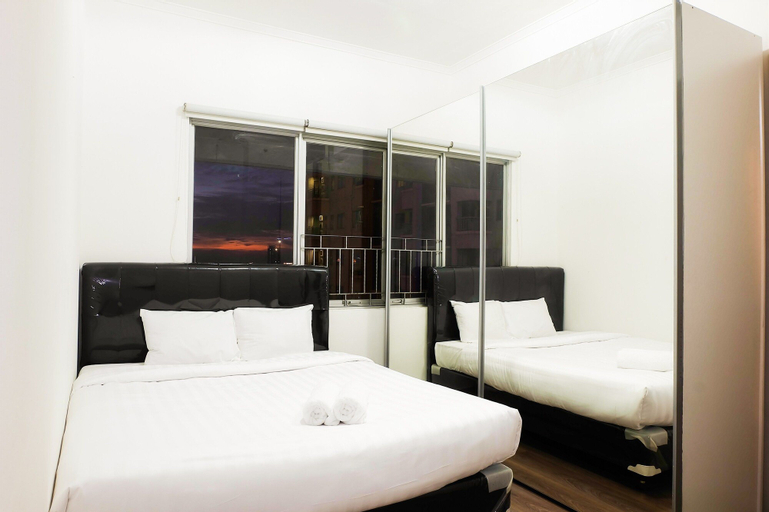 Strategic Location 2 Bedroom Sudirman Park By Travelio, Central Jakarta
