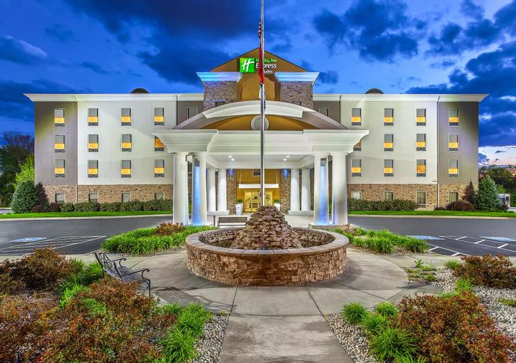 Holiday Inn Express & Suites College, Hamblen