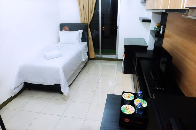 Cozy Studio Apartment Near Mall Kelapa Gading, North Jakarta