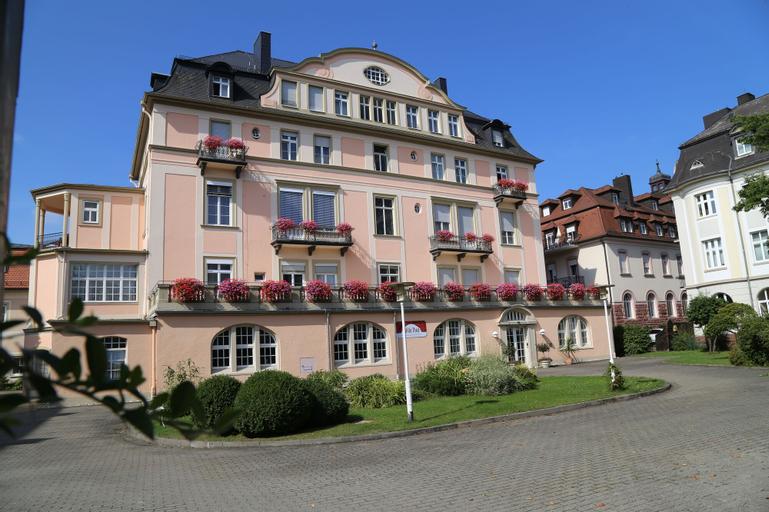 Villa Thea Kur-Hotel am Rosengarten, Bad Kissingen