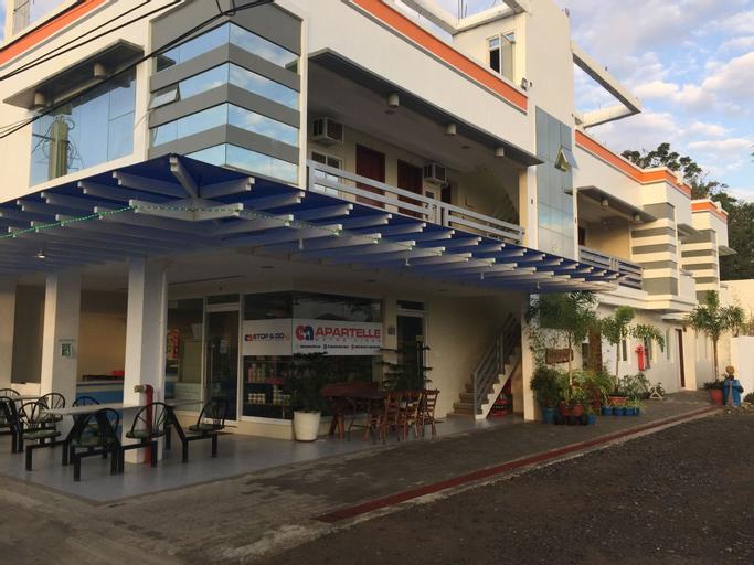 EA Apartelle - Metro Vigan, San Vicente