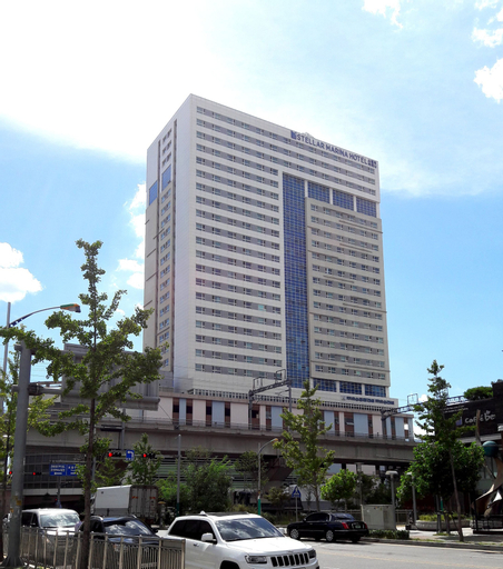 Stellar Marina Hotel, Namdong