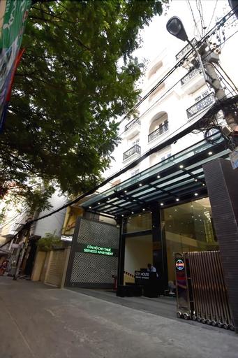 City House Apartment - Minh Khai 2 - Serviced Apartment In SaiGon, Quận 3