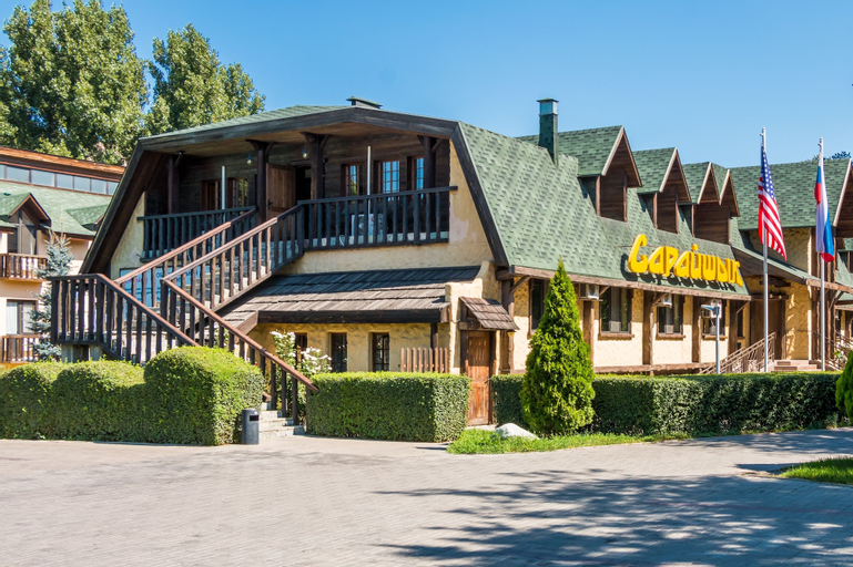 Saraichik Hotel, Almaty (Alma-Ata)