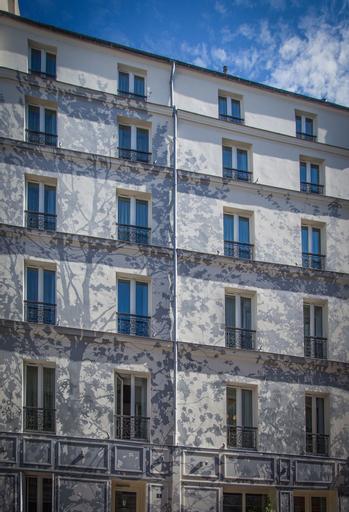 Apostrophe Hotel, Paris