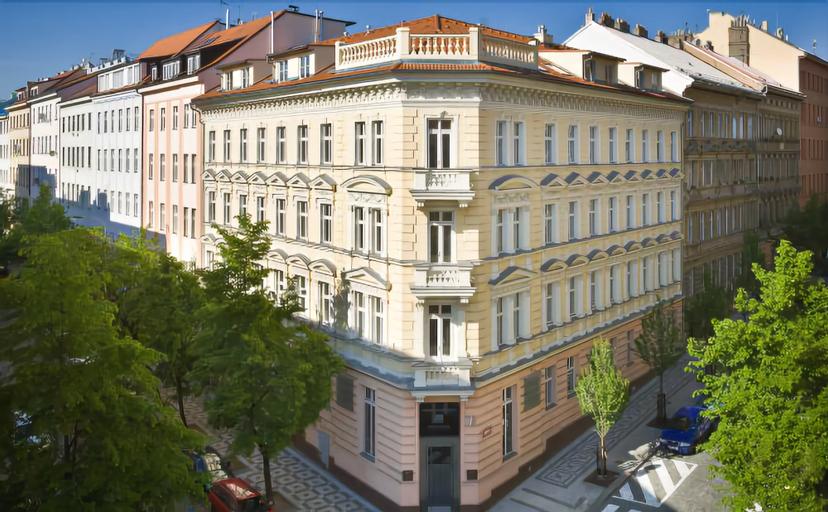 Mamaison Residence Belgicka, Praha 2