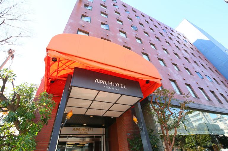 Apa Hotel Tokyo Kiba, Kōtō