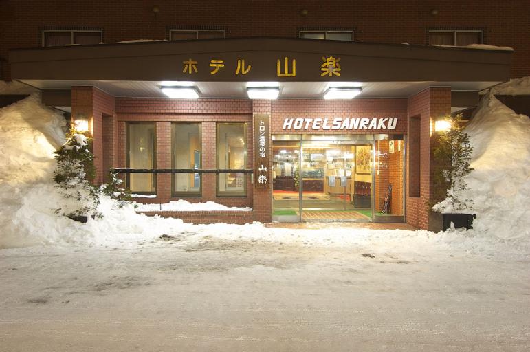Hotel Sanraku, Yamanouchi