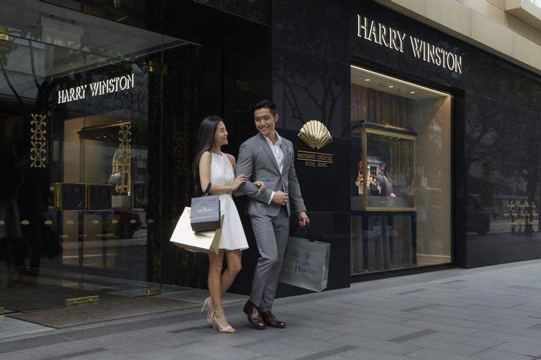 Mandarin Oriental Hong Kong, Central and Western