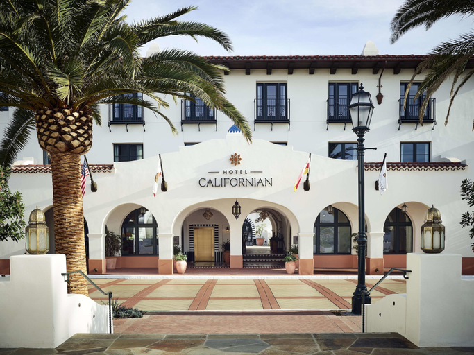 Hotel Californian, Santa Barbara
