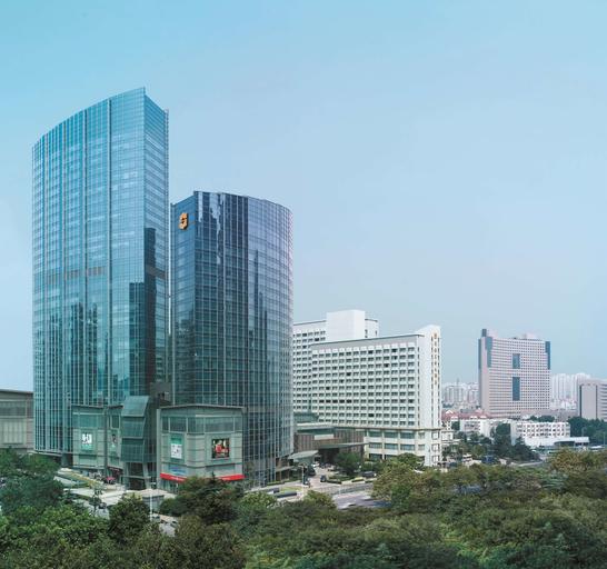Shangri-La Hotel, Qingdao, Qingdao
