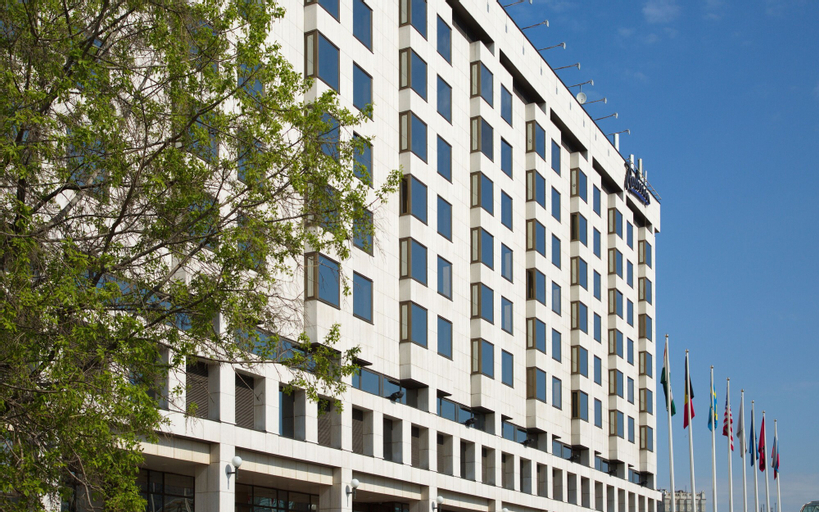 Radisson Slavyanskaya Hotel and Business Centre, Moscow, Central