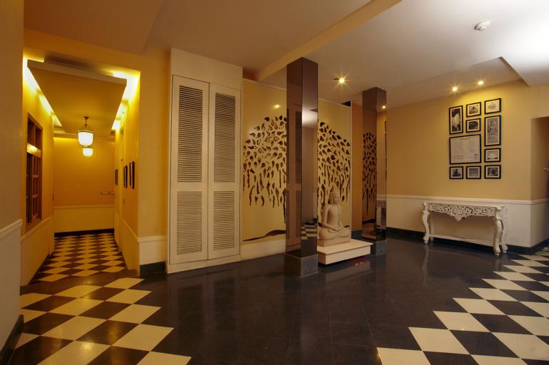 Hotel Ajanta, West