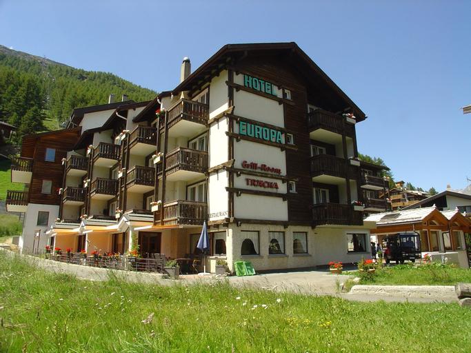 Hotel Europa, Visp