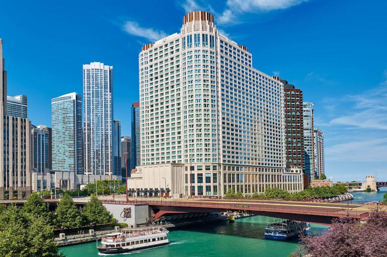 Sheraton Grand Chicago, Cook