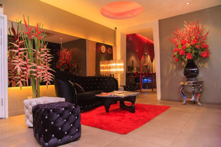 Hotel Zamburger Jalan Tebrau, Johor Bahru