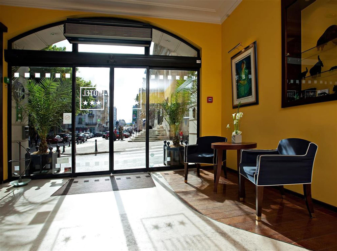 Best Western Hotel Crystal, Meurthe-et-Moselle