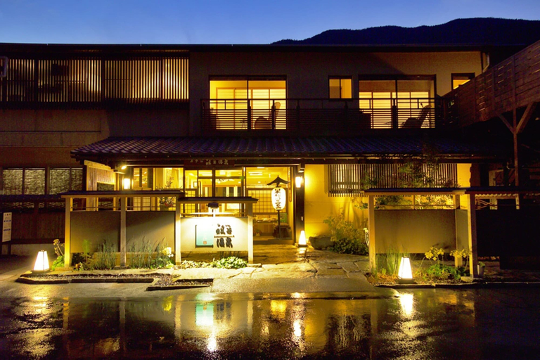 Hotel Iyaonsen, Miyoshi