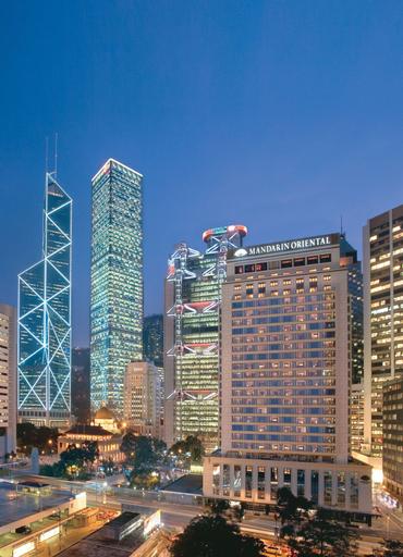 Mandarin Oriental, Hong Kong, Central and Western