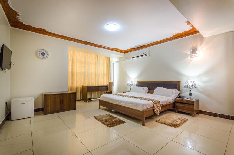 Mt. Zion Hotel, Kampala