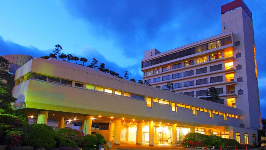 Hotel Hana Isawa, Fuefuki