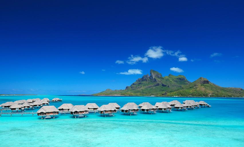Four Seasons Resort Bora Bora,