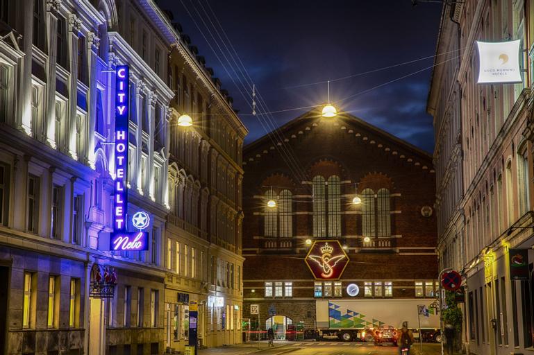 City Hotel Nebo, Copenhagen
