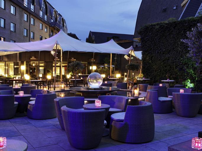 Hotel Sofitel Brussels Le Louise, Bruxelles