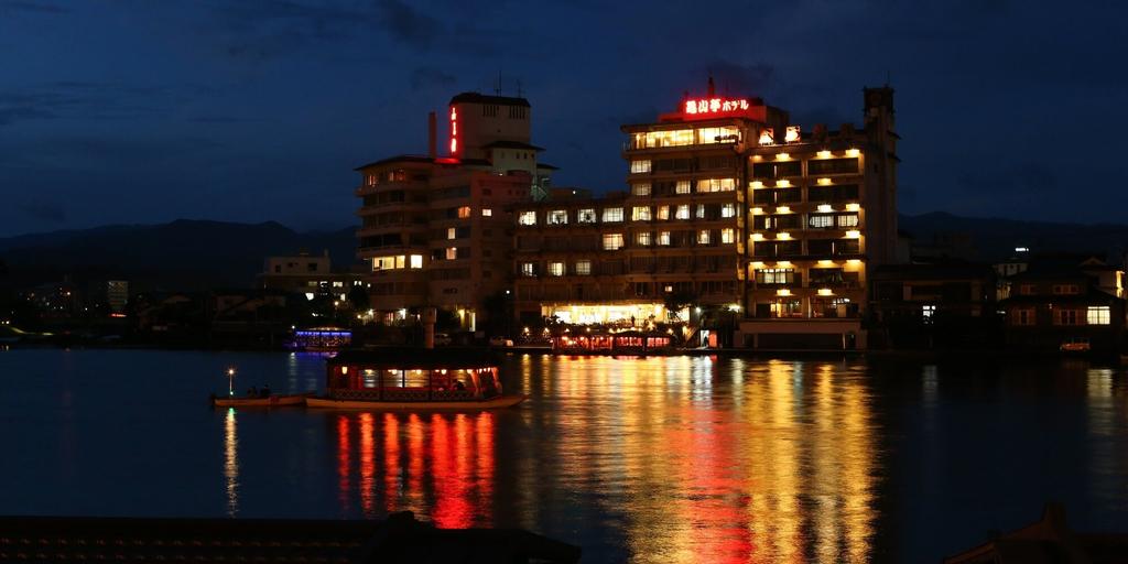 The Kizantei Hotel, Hita