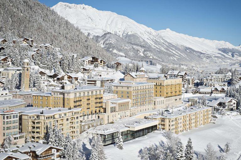 Kulm Hotel St. Moritz, Maloja
