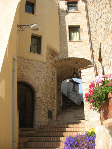 Albergo Rocca Ranne, Terni