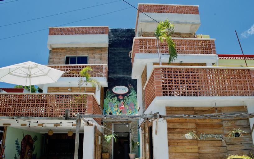 Macarena Hostel, Isla Mujeres