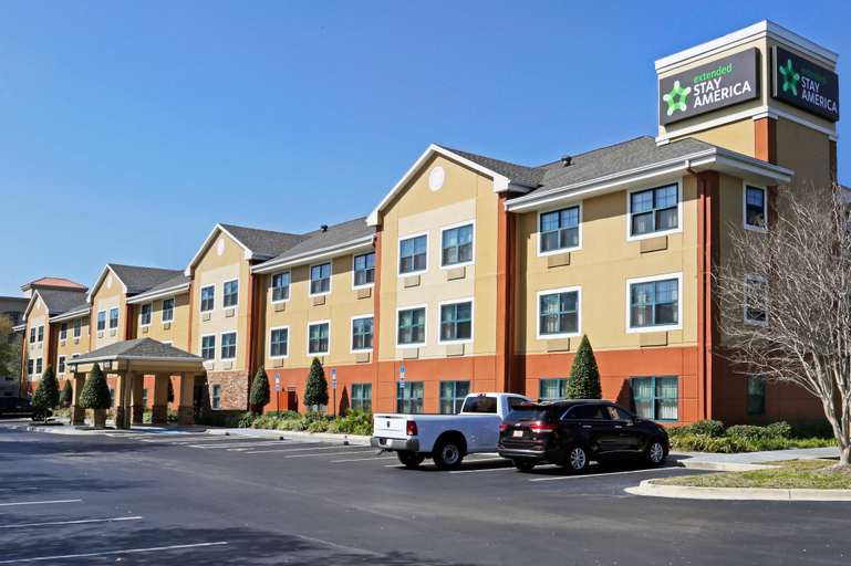 Extended Stay America Suites - Jacksonville - Riverwalk - Convention Center, Duval