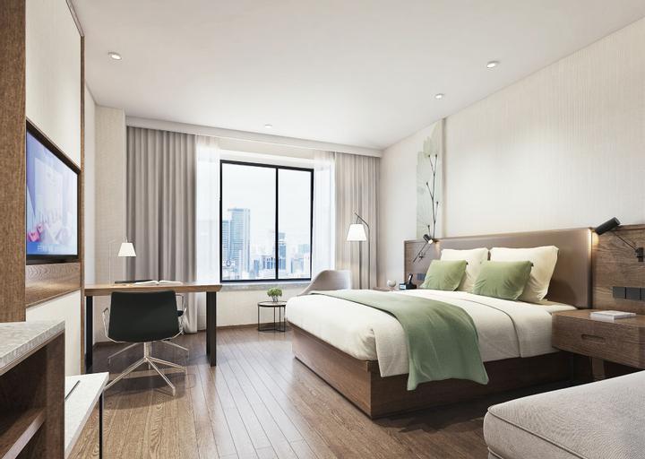 GreenTree Inn Wuxi Jiangyin Yunting Changshan Ave Business Hotel, Wuxi