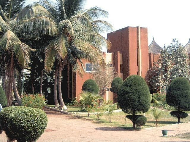 Hôtel Mandé, Bamako