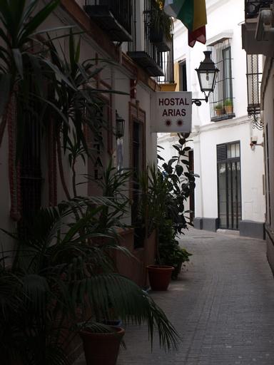 Hostal Arias, Sevilla