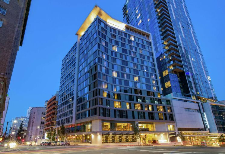 The Charter Seattle, Curio Collection by Hilton, King