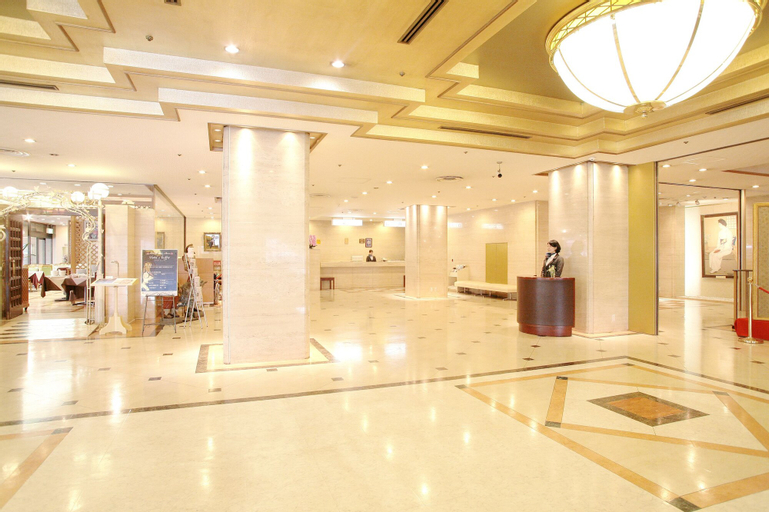 Hotel New Tanaka, Yamaguchi